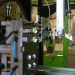 Automazione stampo bicomponente